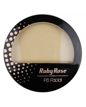 Pó Facial Ruby Rose Cor 03